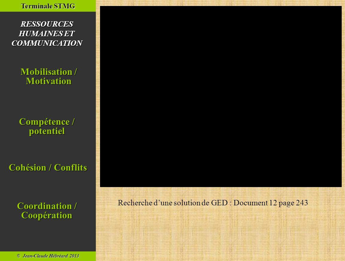 Recherche d'une solution de GED : Document 12 page 243