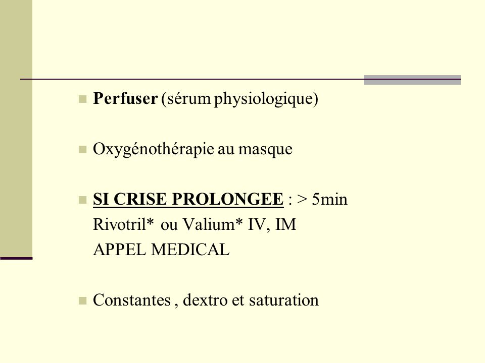 Perfuser (sérum physiologique)