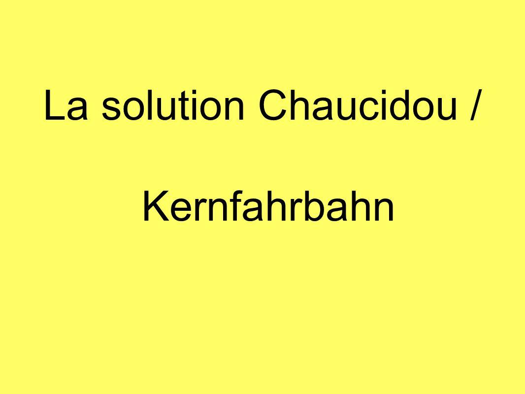 La solution Chaucidou /