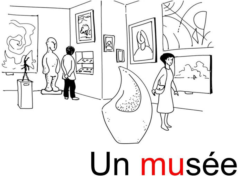 musée mu Un musée