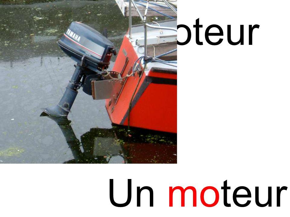 moteur mo Un moteur