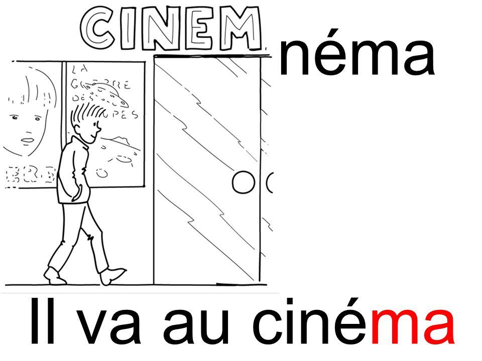 cinéma ma Il va au cinéma