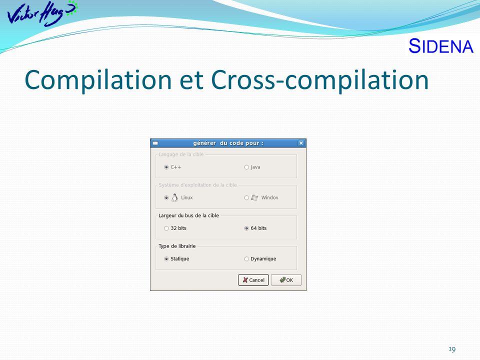 Compilation et Cross-compilation