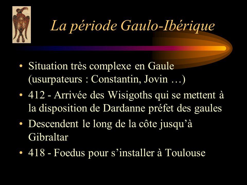 La période Gaulo-Ibérique
