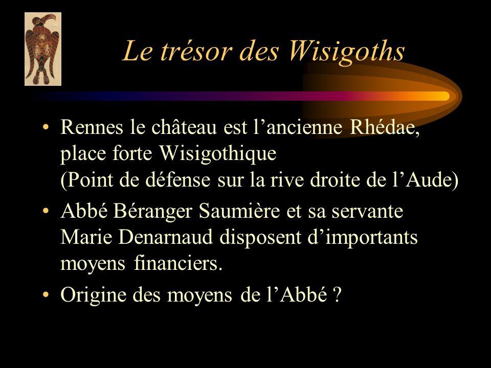 Le trésor des Wisigoths