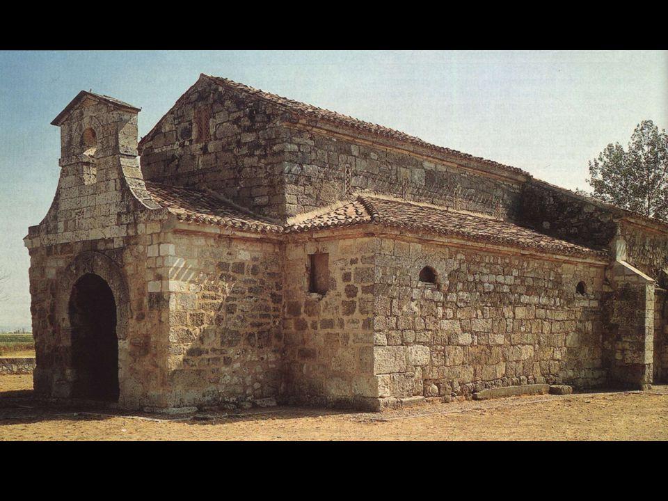 Eglise Wisigothique de San Juan de los Bagnos à Palencia.
