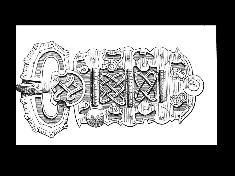 Plaque de ceinturon trouvée à Revel (Haute Garonne)