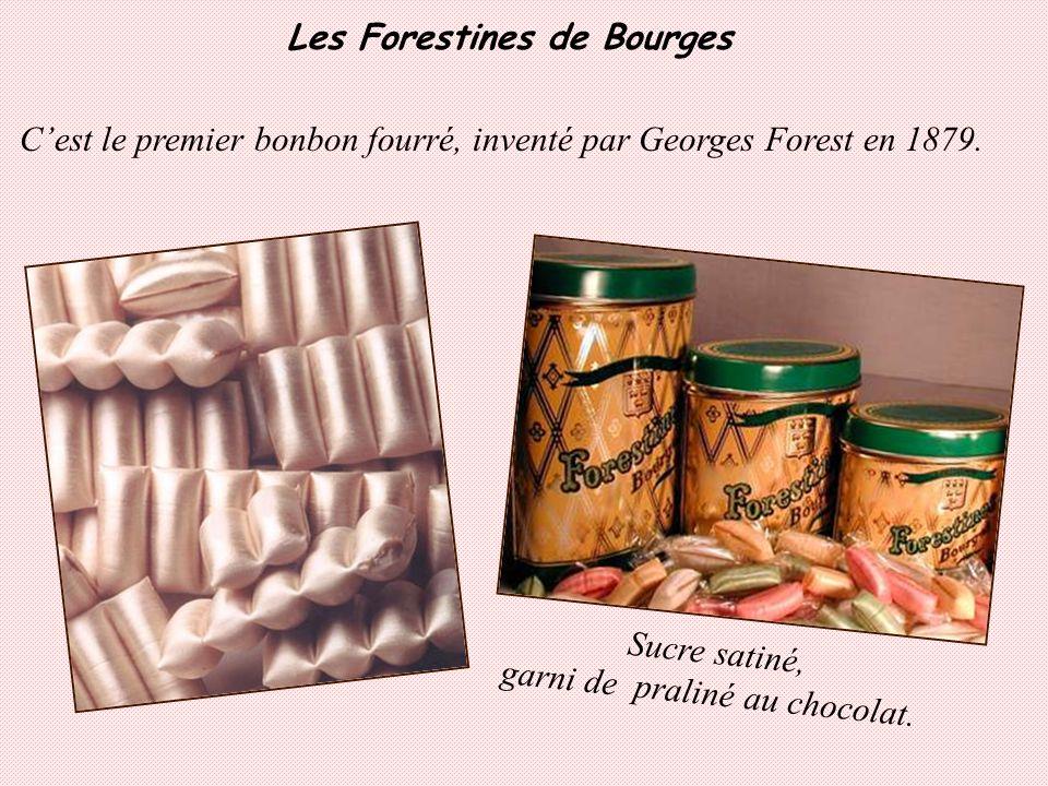 Les Forestines de Bourges