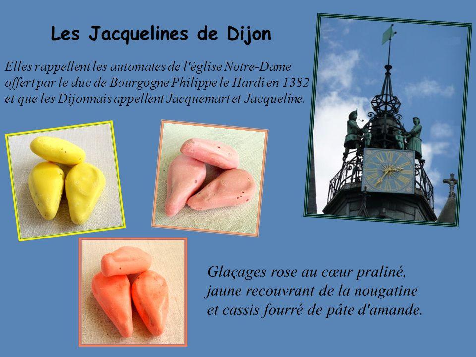 Les Jacquelines de Dijon