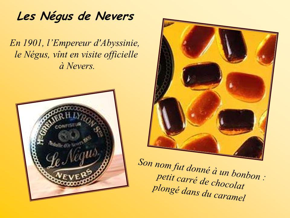 Les Négus de Nevers En 1901, l'Empereur d Abyssinie,