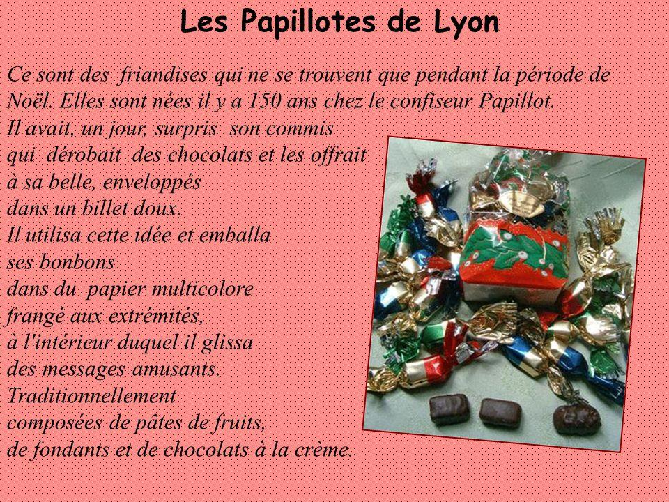 Les Papillotes de Lyon