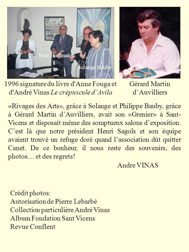 Gérard Martin d'Auvilliers