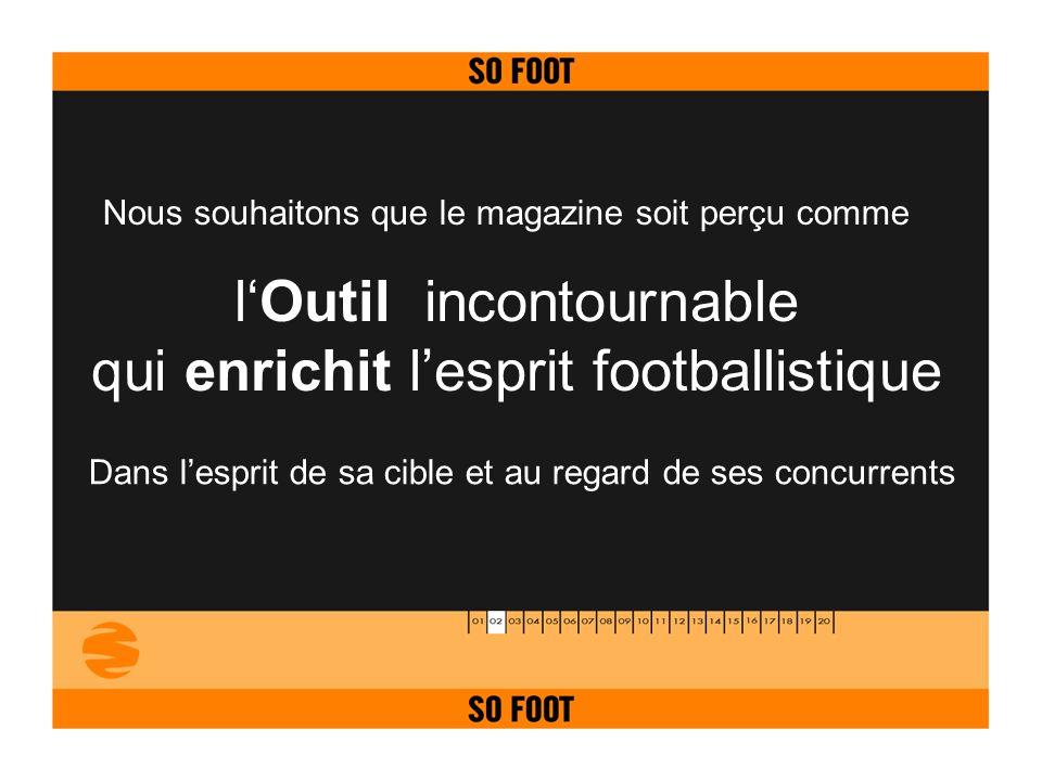 l'Outil incontournable qui enrichit l'esprit footballistique