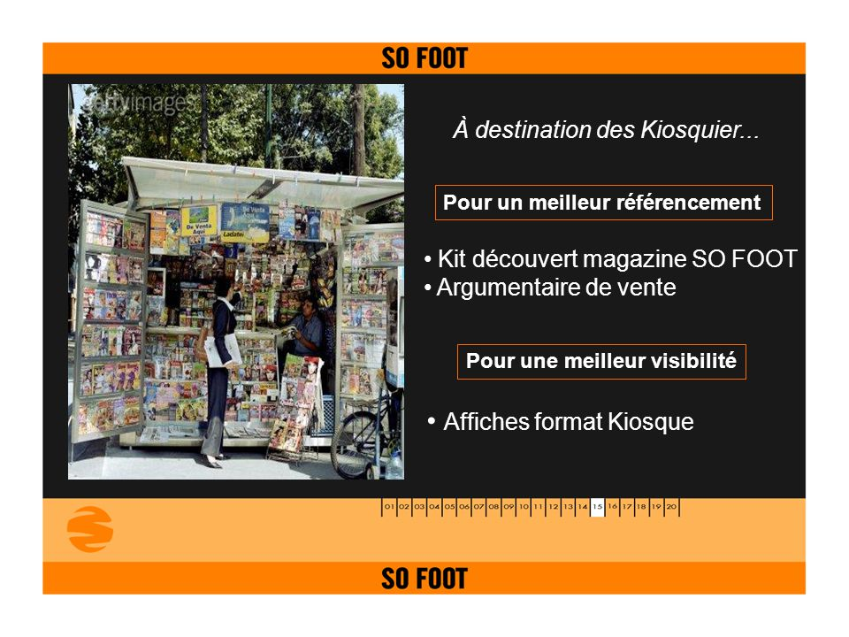 Affiches format Kiosque