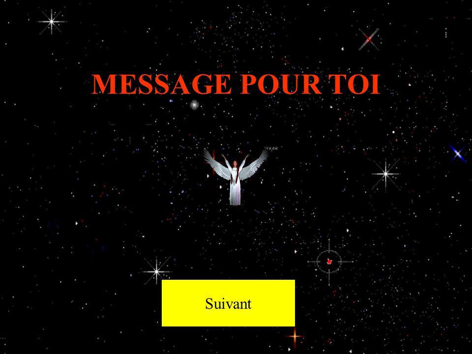 MESSAGE POUR TOI Suivant