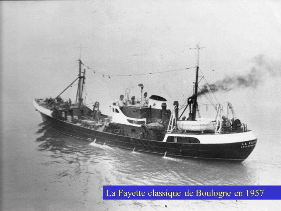 La Fayette classique de Boulogne en 1957