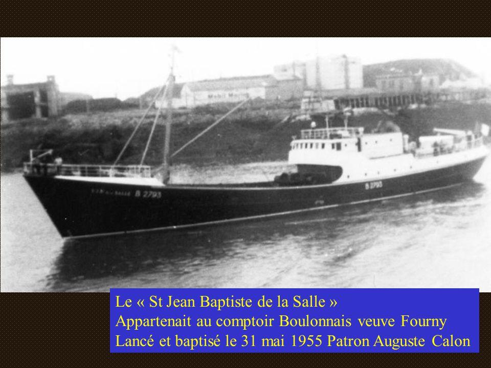 Le « St Jean Baptiste de la Salle »