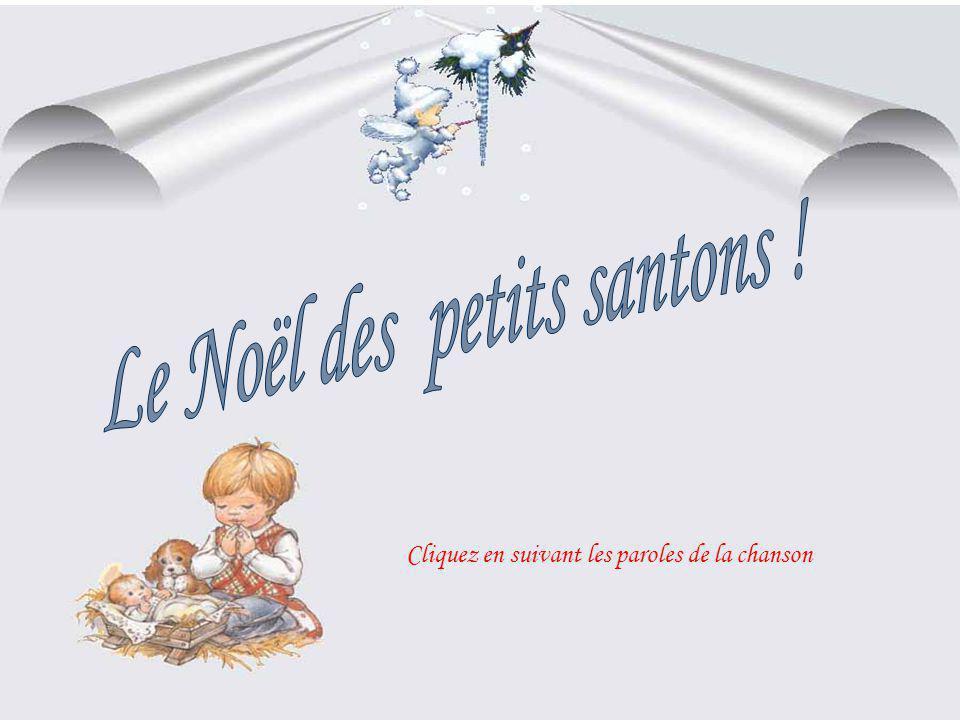 Le Noël des petits santons !
