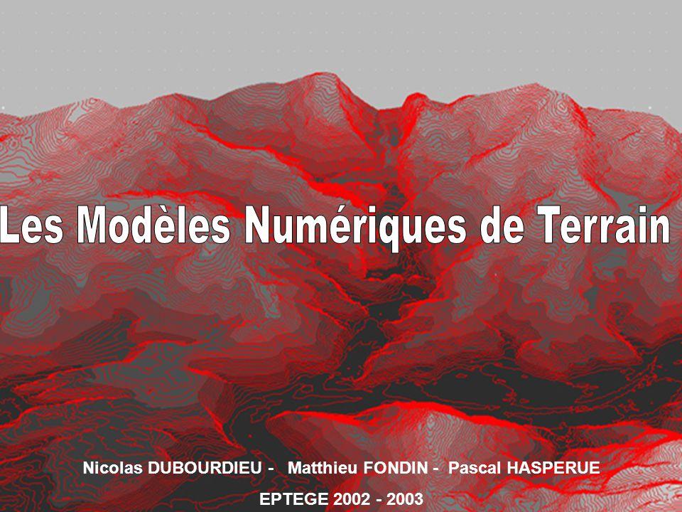 Nicolas DUBOURDIEU - Matthieu FONDIN - Pascal HASPERUE