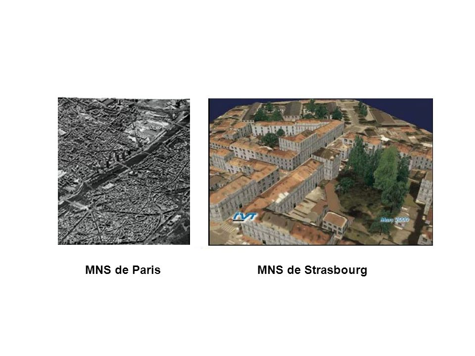 MNS de Paris MNS de Strasbourg
