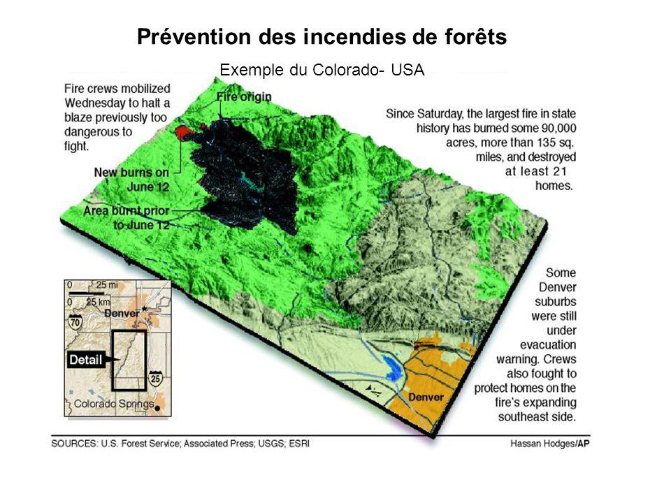 Prévention des incendies de forêts