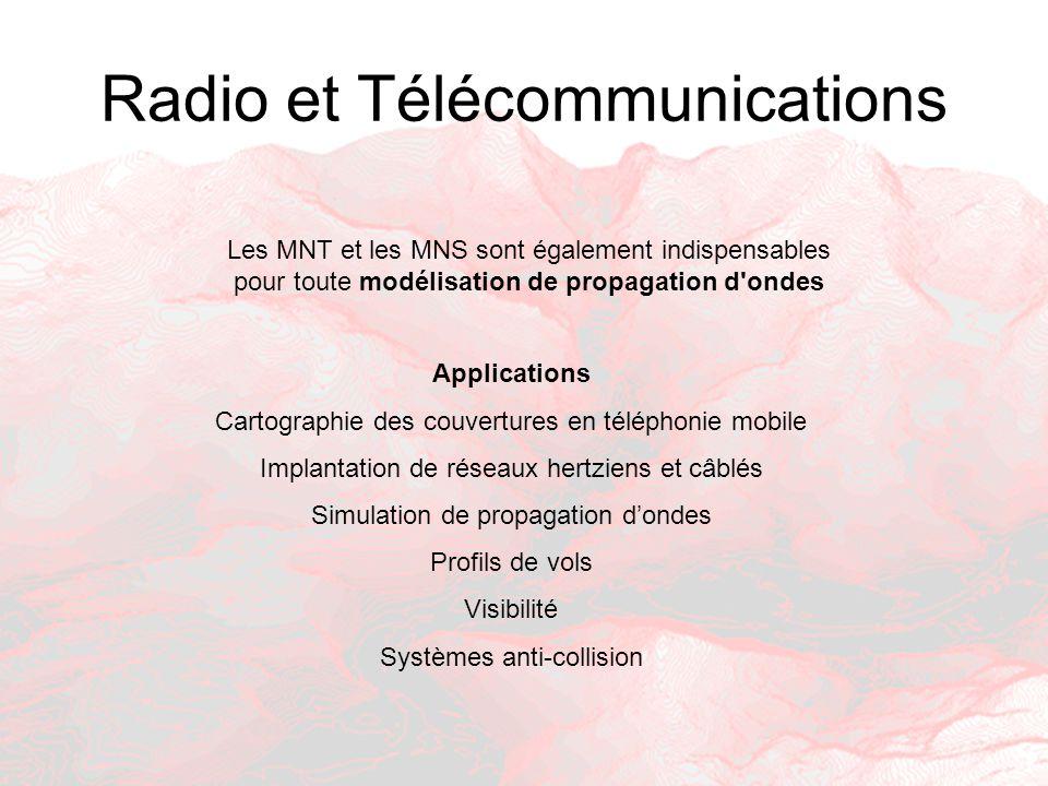 Radio et Télécommunications