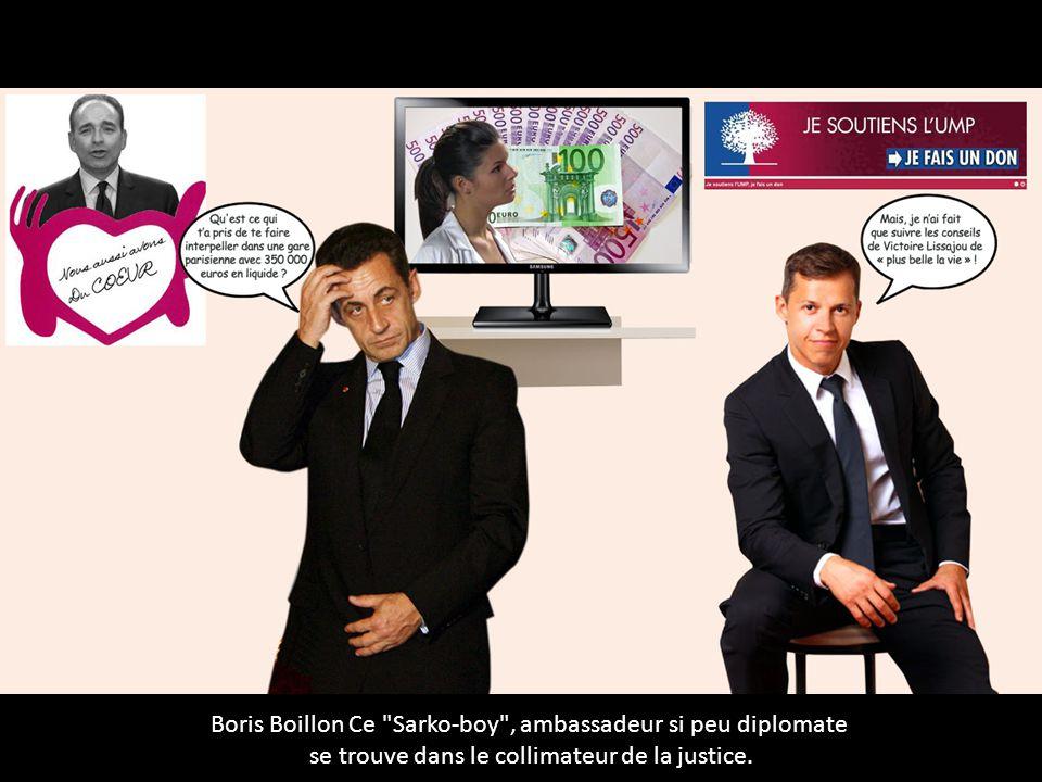 Boris Boillon Ce Sarko-boy , ambassadeur si peu diplomate