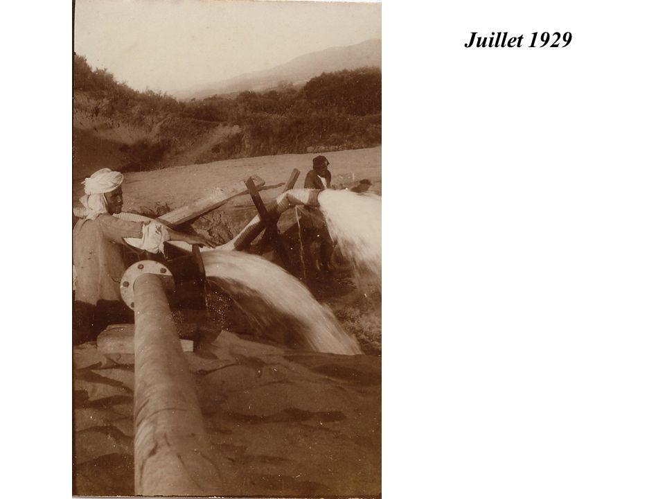 Juillet 1929