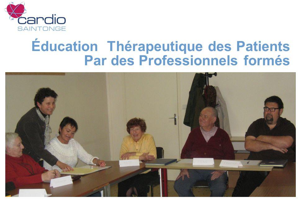 Éducation Thérapeutique des Patients