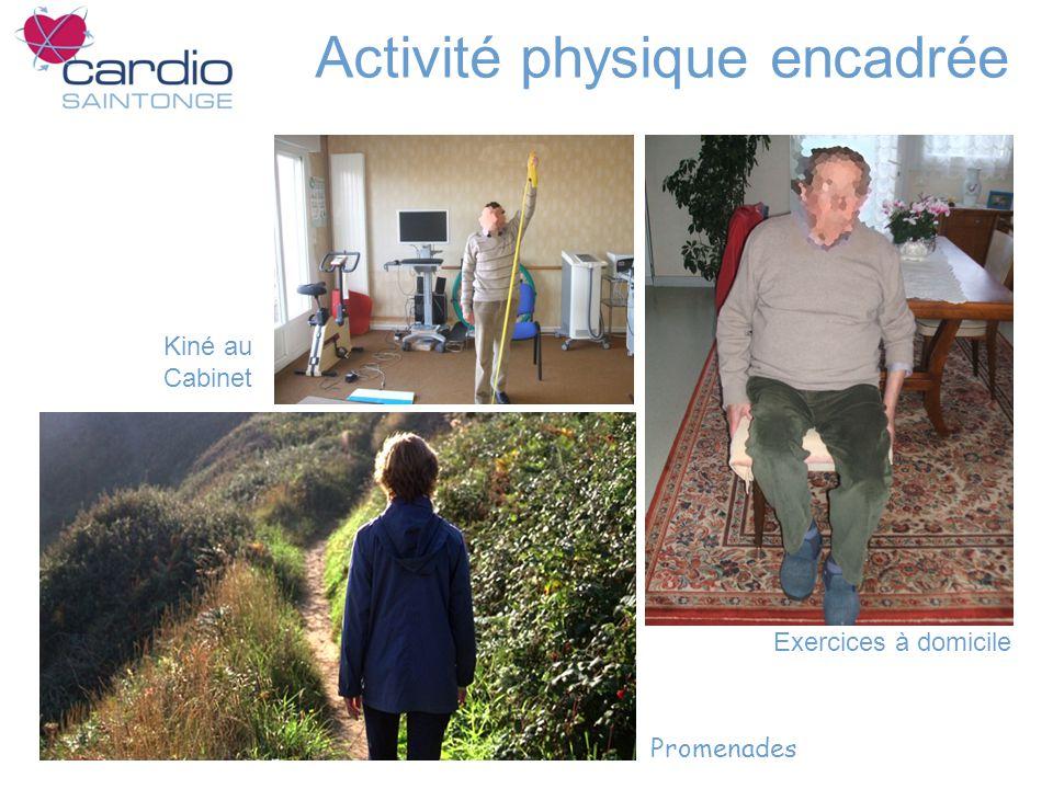 Activité physique encadrée