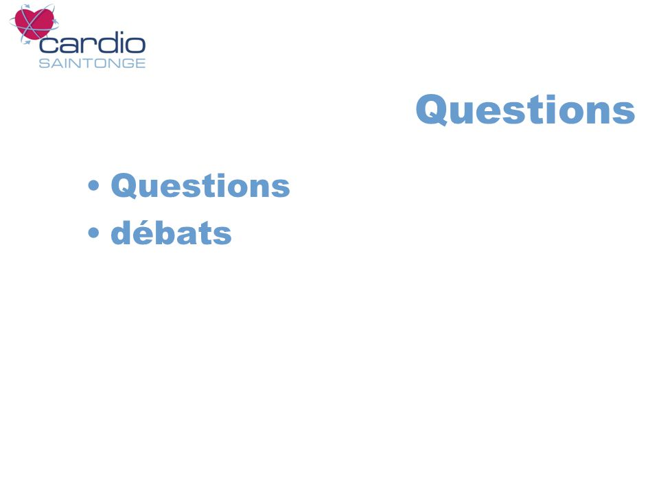Questions Questions débats