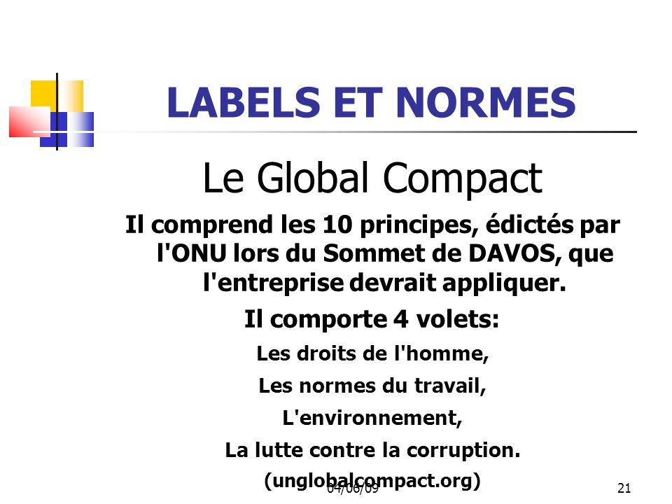 La lutte contre la corruption. (unglobalcompact.org)
