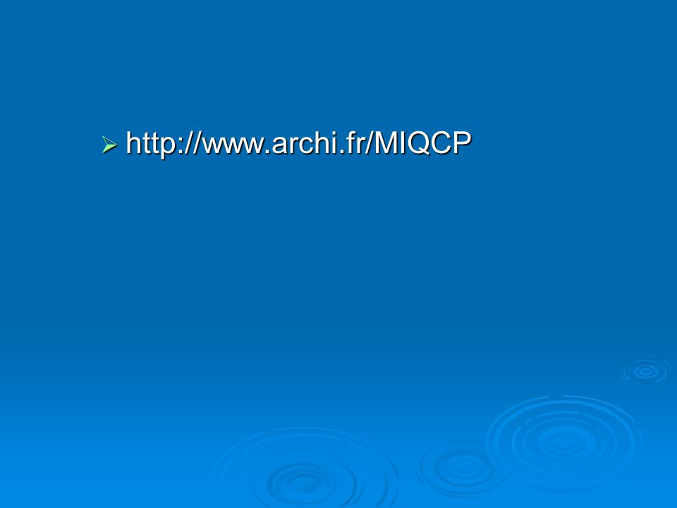 http://www.archi.fr/MIQCP