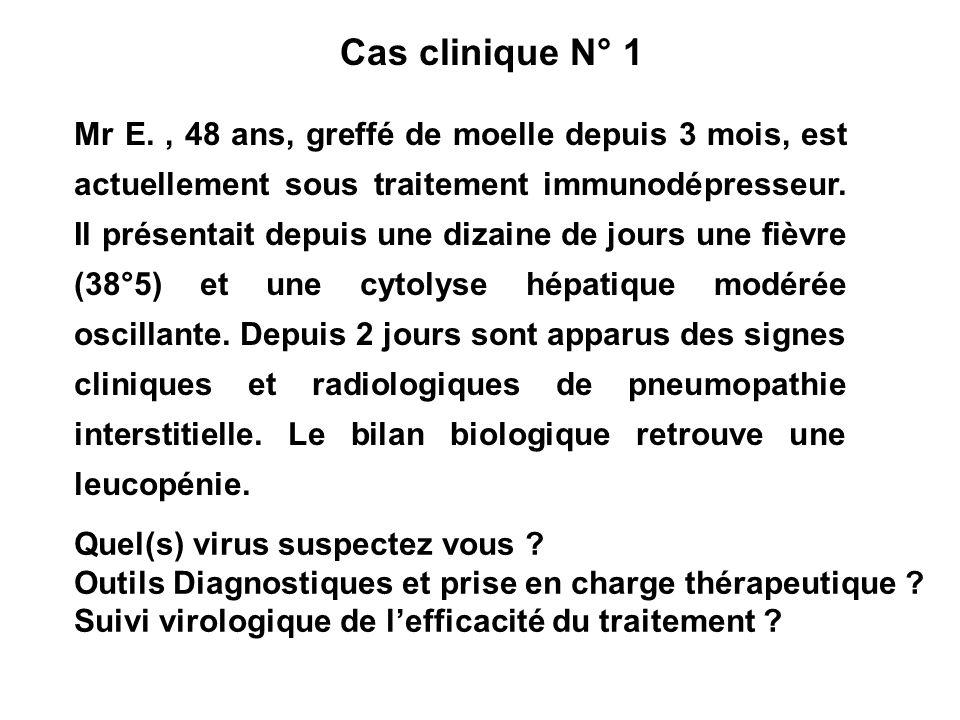 Cas clinique N° 1