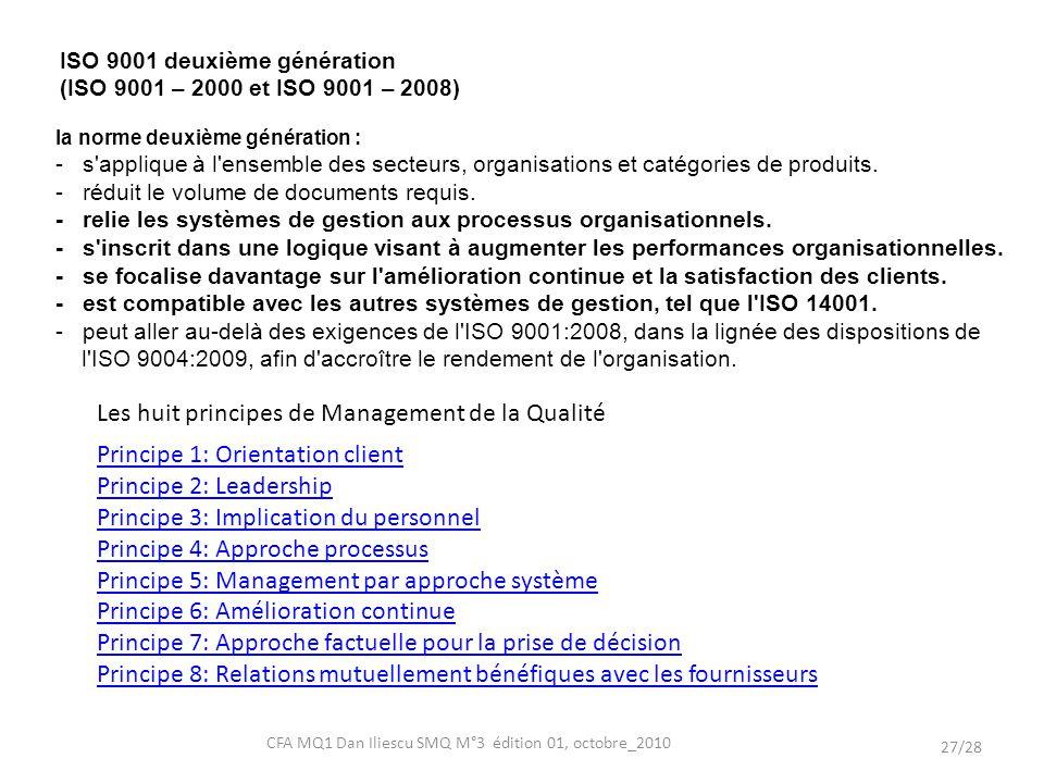 CFA MQ1 Dan Iliescu SMQ M°3 édition 01, octobre_2010