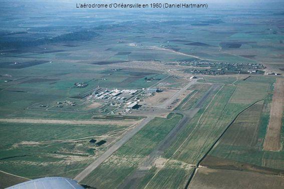 L'aérodrome d'Orléansville en 1960 (Daniel Hartmann)