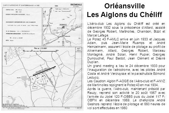 Orléansville Les Aiglons du Chéliff