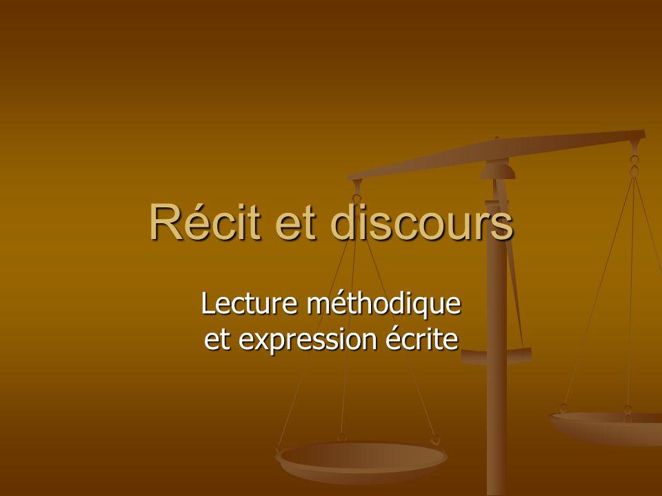 Lecture méthodique et expression écrite