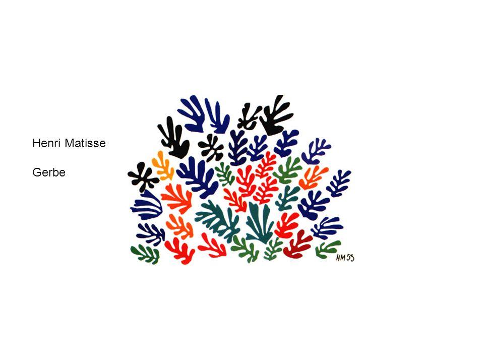 Henri Matisse Gerbe