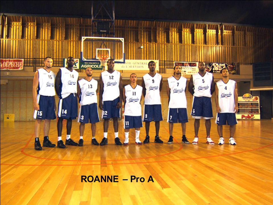 ROANNE – Pro A