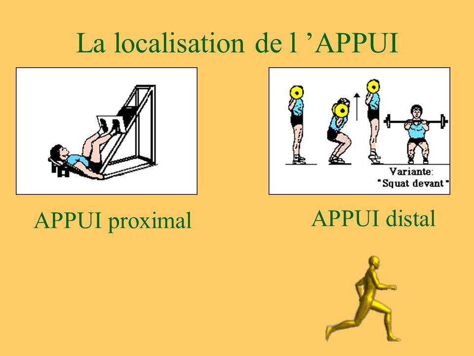 La localisation de l 'APPUI