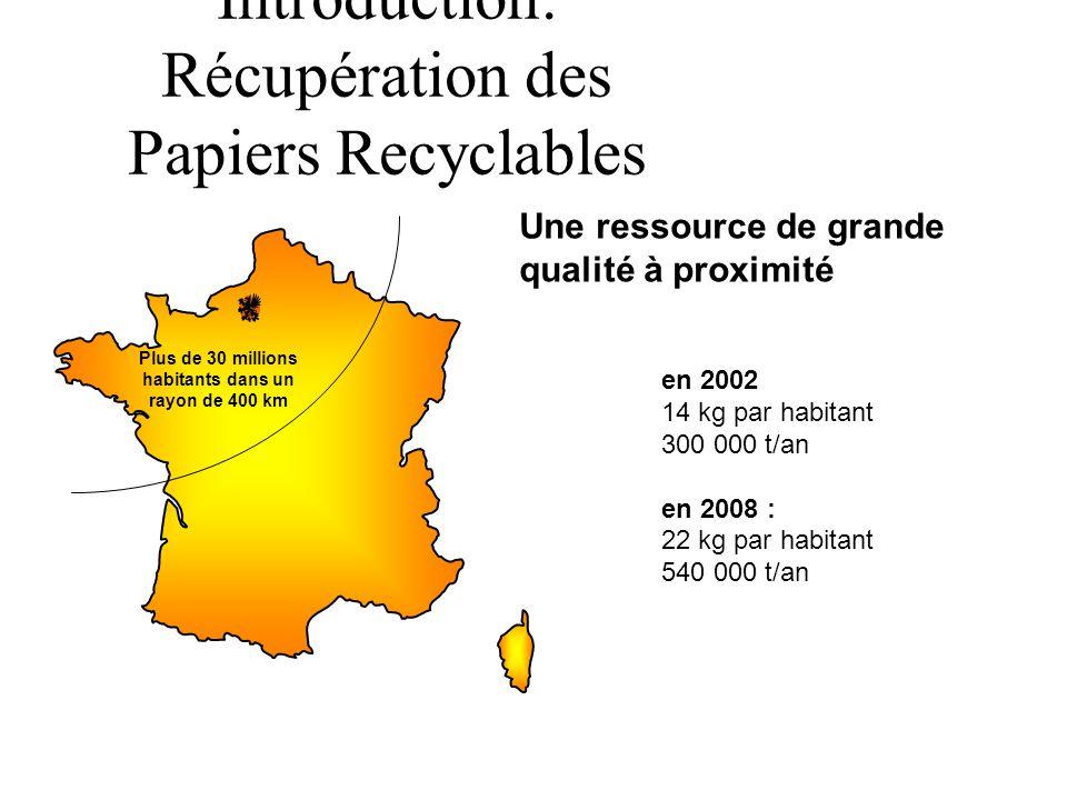 Introduction: Récupération des Papiers Recyclables