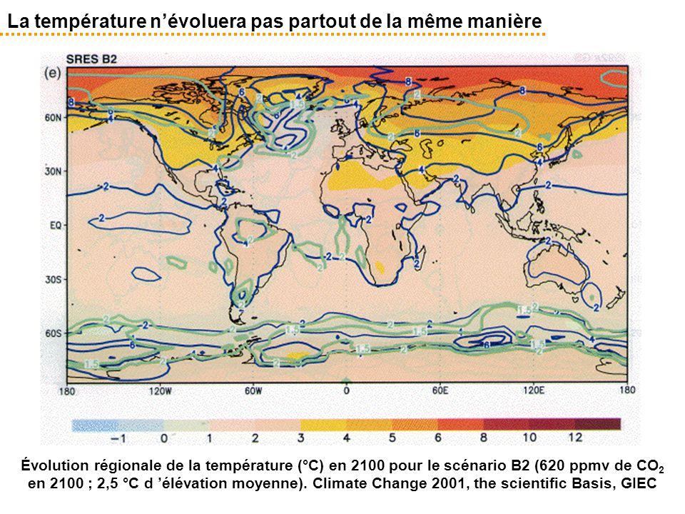La température n'évoluera pas partout de la même manière