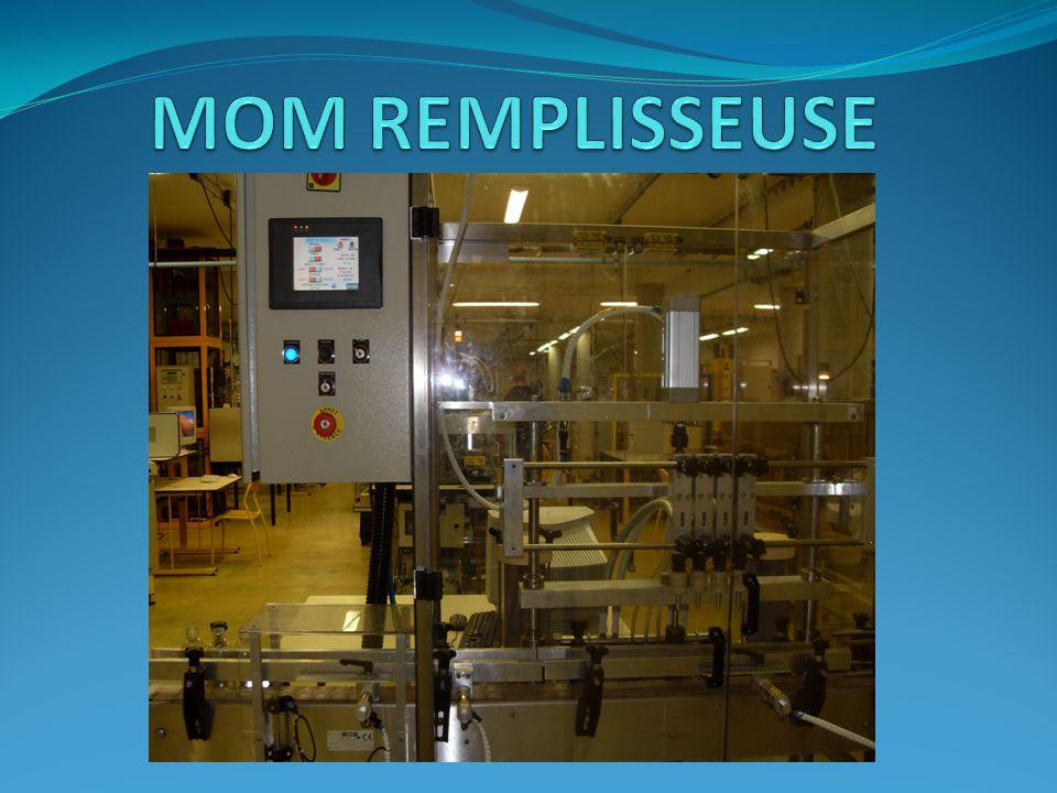 MOM REMPLISSEUSE