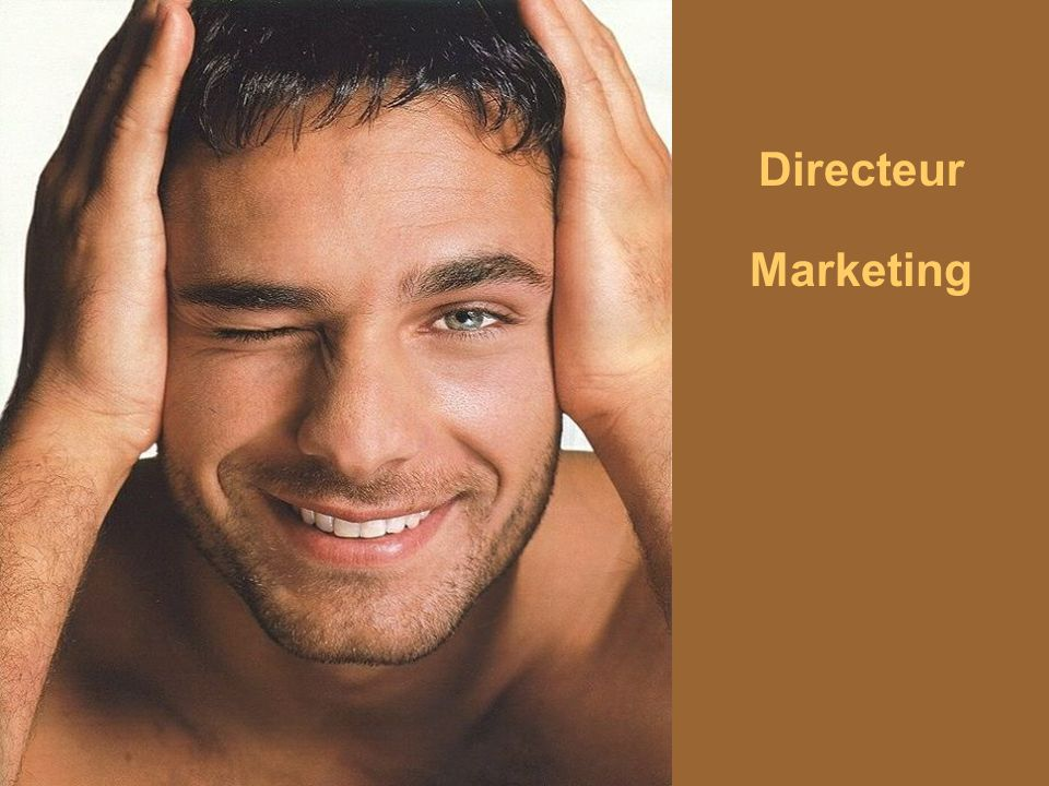 Directeur Marketing