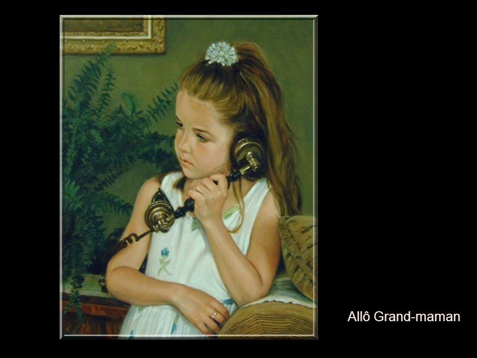 Allô Grand-maman