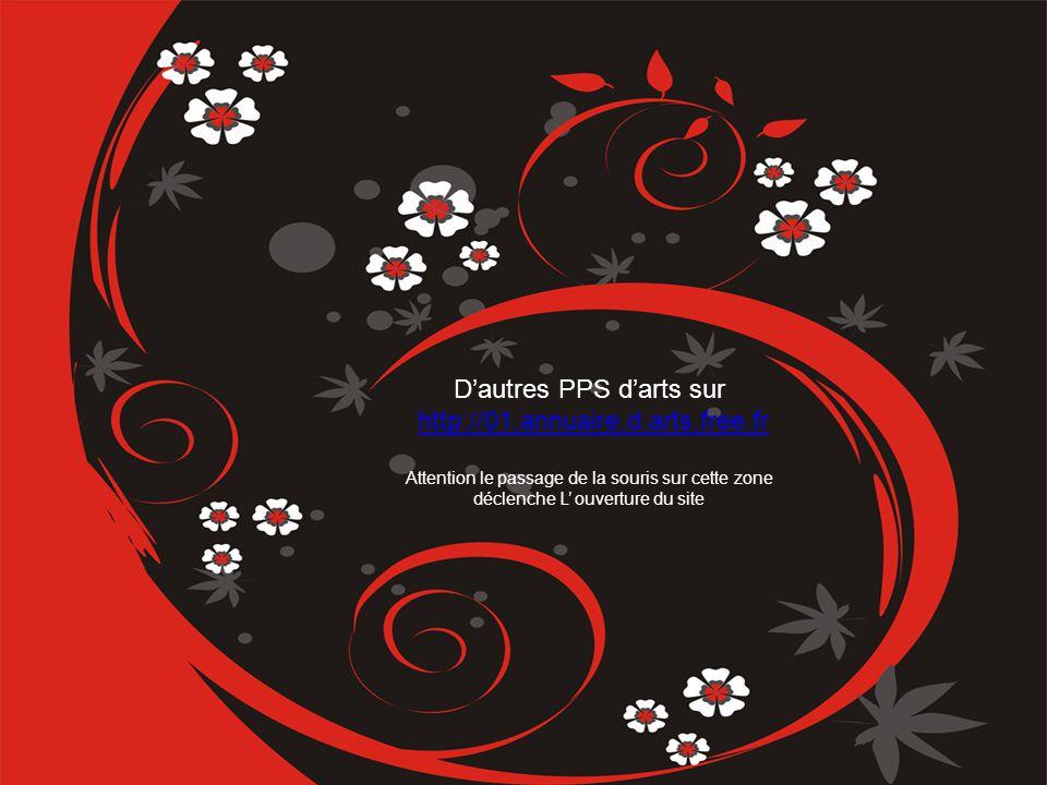 D'autres PPS d'arts sur http://01.annuaire.d.arts.free.fr