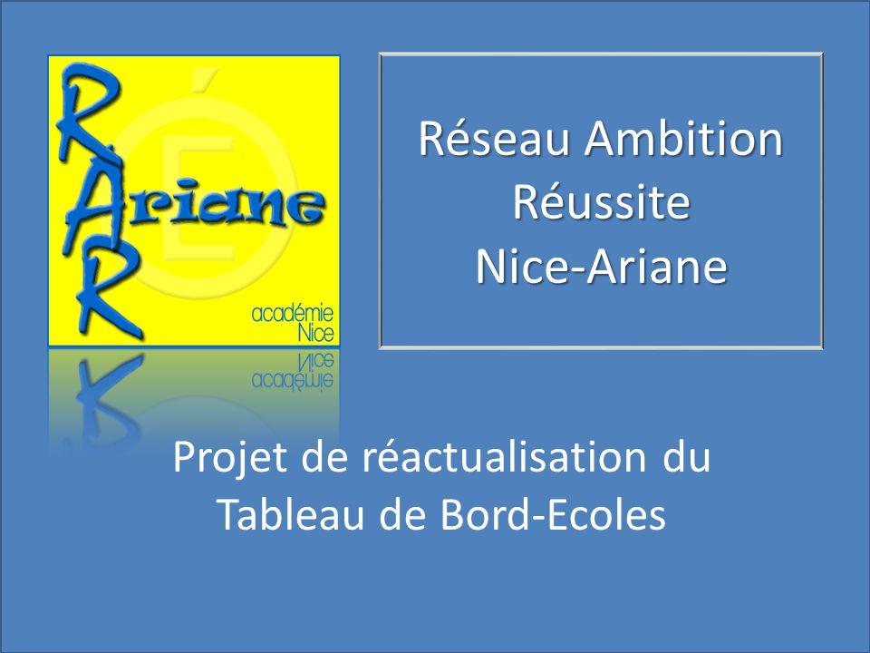 Réseau Ambition Réussite Nice-Ariane