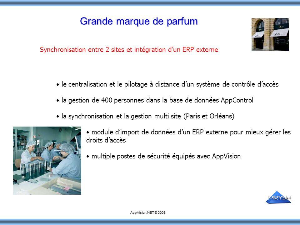 Synchronisation entre 2 sites et intégration d'un ERP externe