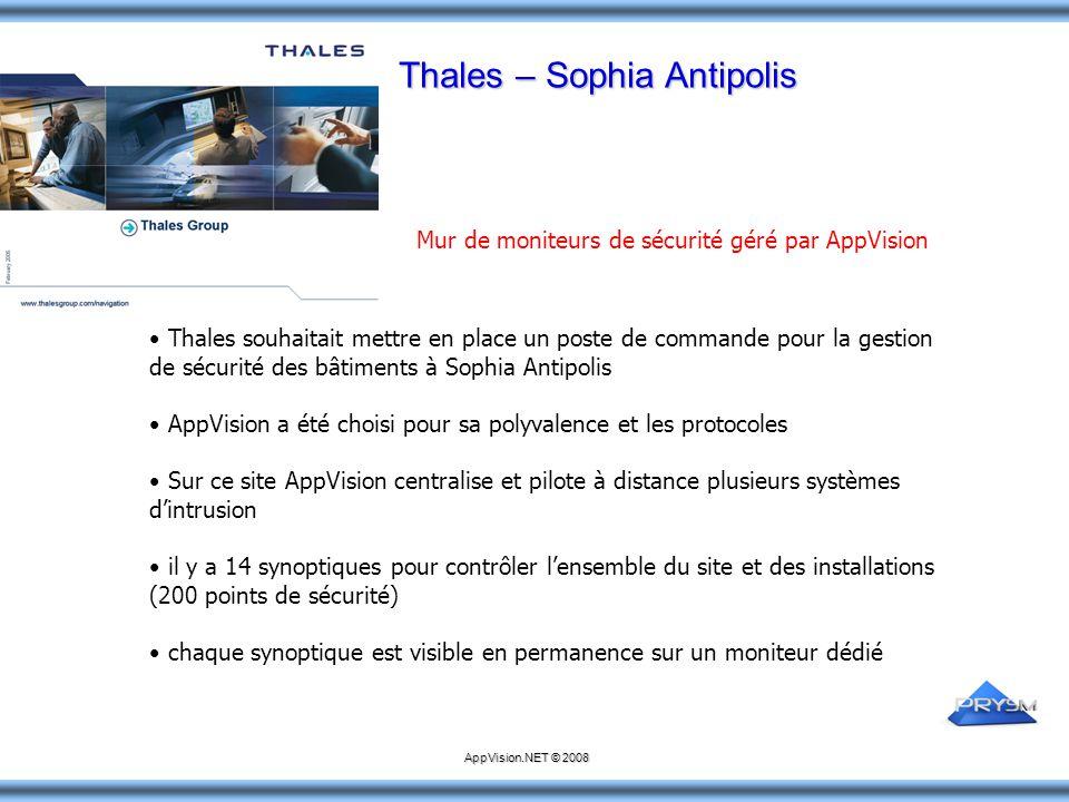 Thales – Sophia Antipolis